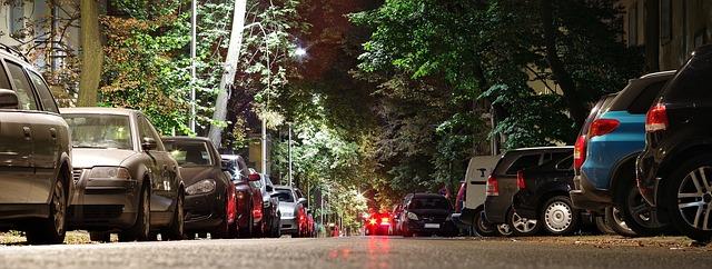 Éviter les accidents de voiture dans les parkings